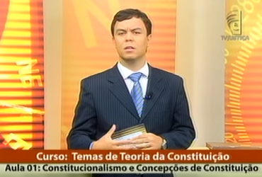Temas de Teoria da Constituição